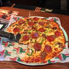 paninis kent ohio one bite pizza review paninis bar grill