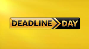 September 8, 2021, at noon, is the csu processing deadline for the next mass end job/termination process which will occur on september 10, 2021, for positions with an end date on or before august 31, 2021. Transfer Deadline Day Biggest Signings Sporting Ferret