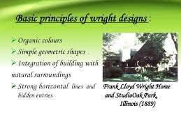 3. Basic principles of wright ...