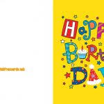 online printable birthday cards birthday card free happy birthday