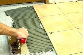 tile mortar removal ceramic tile removal