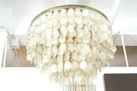 round capiz chandelier round chandelier west elm chandelier west elm chandelier pertaining to chandelier capiz shell