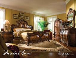 King Bedroom Suite King Size Bedroom Sets Aico Palais Royale 4pc King Size Panel