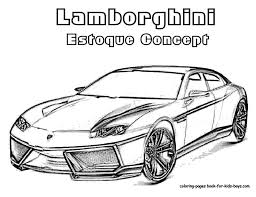 Small Picture auto coloring Lamborghini Cars Coloring 1 Drawing adult