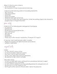 Nhs Birth Plan Birth Plan Template Download Birth Plan Example Birthing Plans