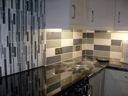 Cream Gloss Kitchen Tile Linear Cream Gloss Wall Tile Kitchen Tiles From Tile Mountain