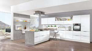 Klassische Küche Weiß