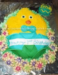 Coolest Chicken Shaped Birthday Cake Ideas For Children