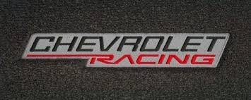 chevrolet racing logo. chevrolet racing version 2 logo l