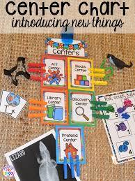 Center Time Management For Preschool And Pre K Pocket Of