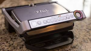 t fal optigrill senses food to soothe fearful cooks