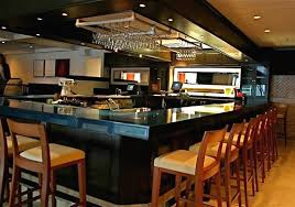 restaurant bar lighting. bar hospitality interior lighting of truva restaurant atlanta r
