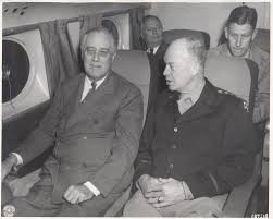 Image result for becomes the first sitting president to travel on official business by airplane.