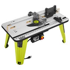 table router. ryobi universal router table r