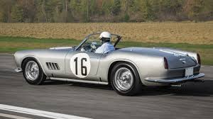 The wide range of ferrari scale models and replicas includes original, exclusive items designed especially for scuderia ferrari fans. 1959 Ferrari 250 Gt Lwb California Sells For A Cool 18 Million