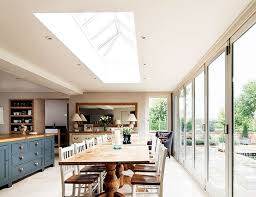natural lighting in homes. open plan natural light lighting in homes