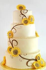 18 Best Sunflower Cakes Images Wedding Cupcakes Sunflowers Dream