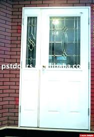 Sliding glass door insulation Heat Loss Sliding Glass Door Insulation How To Insulate Front Doors For Insulated Garage Price Insulated Glass Garage Doors Senseforexinfo Insulated Glass Door Sliding Dog Sbsummitco