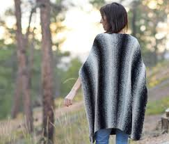 Free Knitted Poncho Patterns Amazing Decorating Design