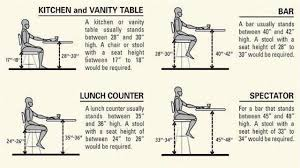 average bench height  bench decoration