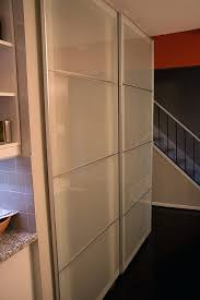 ikea sliding glass cabinet doors installing doors as sliding closet with regard to remodel cabinets