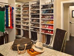 ... Shelves For Closet Shoe Rack Storage Cabinet Ideas: Appealing Closet  Shoe Rack For ...
