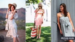 diy dresses to sew for summer best free patterns for dress ideas easy and