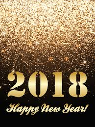 people happy new year sparkle photo 2018