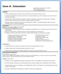 Pharmacy Technician Resume Example Sample Resume Technician Sample