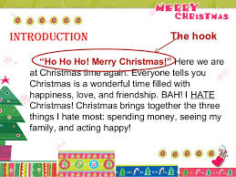 hook for essay prohibition essay hook gq christmas five paragraph  christmas five paragraph essay 3 introduction the hook ldquo