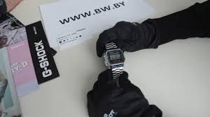 <b>Часы Casio A 168WA 1</b> - Обзор наручных часов - YouTube