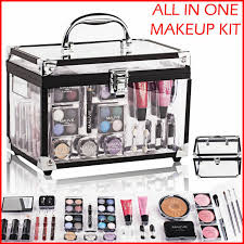 dels about plete full beauty cosmetic set makeup starter kit best gift for women