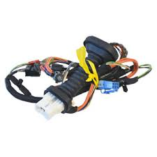 06 09 dodge ram mega cab rear door wiring harness rear door wiring harness mopar 06 09