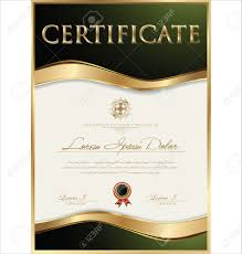 Military Certificate Templates Certificate Template Royalty Free Cliparts Vectors And Stock 49