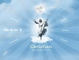 Christian Templates Christian Church Dynamic Flash Template
