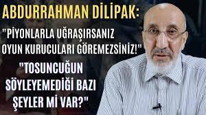 Abdurrahman Dilipak (@aDilipak)