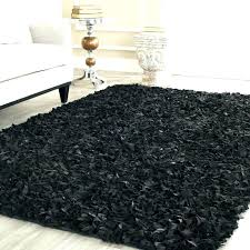 fabulous fuzzy with area rug for home office