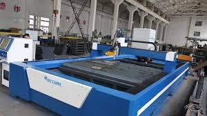 Metal Steel Cutting Cnc Plasma Cutting Machine