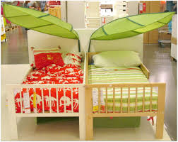 Beds : Attractive Furniture Kids White Wooden Bed Interior Beds ...