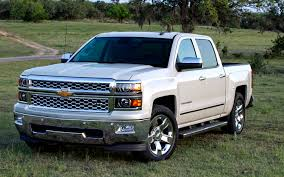 2014 Chevrolet Silverado 1500 Specs and Photos | StrongAuto