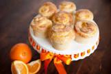 wish i made more  yeast potato lem orange rolls
