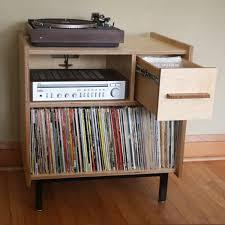 vinyl record storage furniture. Record Al Storage Furniture Designs Vinyl S