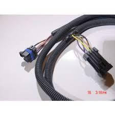 8443 western fisher 4 port 3 plug wiring kit isolation module 26638 western fisher 4 port 7 pin headlight harness isolation module truck side kodiak topkick gmc