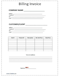 Microsoft Office Templates Invoices Microsoft Office Word Invoice Template