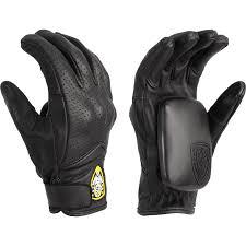 Sector 9 Downhill Division Lightning Slide Gloves Palm