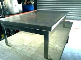 concrete patio table round conc patio table charming patio table cement outdoor furniture tables tile conc concrete patio table round