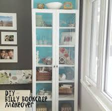 bookcase with doors ikea billy bookcase makeover via step ikea billy bookcase doors canada billy bookcase with doors ikea