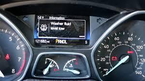 2016 Ford Focus Oil Change Light Ford Focus Oil Light Reset 3rd Gen 2011 2018
