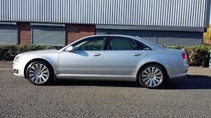 Used 2006 Audi A8 TDI QUATTRO SE for sale in West Yorkshire ...