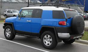 Toyota FJ Cruiser - Brief about model